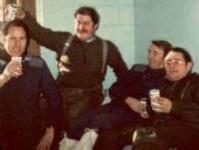 Crew Chiefs - 57 Sqdn Marham on detachment to Goose Bay